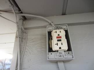... Exterior Outlet Home Inspection Everett ...
